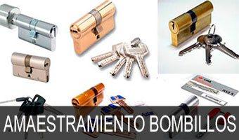 amaestramiento BOMBILLOS