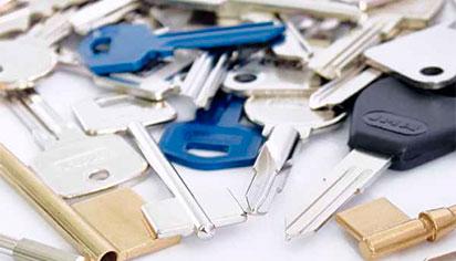copia de llaves duplicado