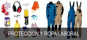 ropa trabajo proteccion