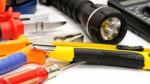 electricidad herramientas